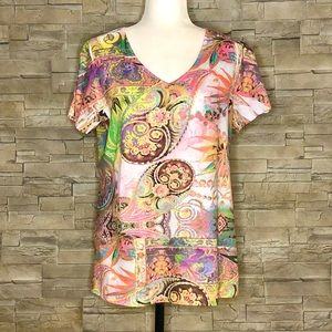 Lily Moss multicolour t-shirt